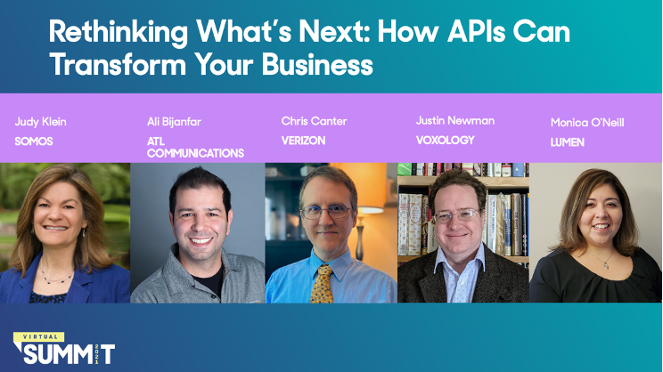 2021 Somos Summit Session Spotlight: Rethinking What's Next – How APIs Can Transform Your Business