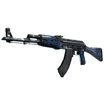 AK-47 Ι Blue Laminate (Factory New)