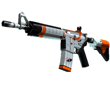 M4A4 Ι Asiimov (Field-Tested)