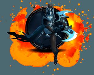 Dota 2 Phantom Assassin Items