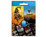 GamerAll Games Card
