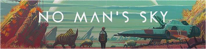 No Man's Sky Store