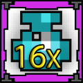 16 x Potion of Life
