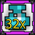 32 x Potion of Life