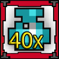 40 x Potion of Life