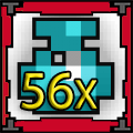 56 x Potion of Life