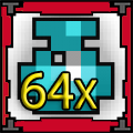 64 x Potion of Life