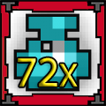 72 x Potion of Life