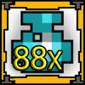 88 x Potion of Life