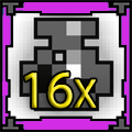 16 x Potion of Def