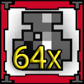 64 x Potion of Def