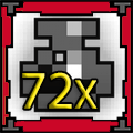 72 x Potion of Def