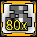 80 x Potion of Def