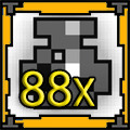 88 x Potion of Def
