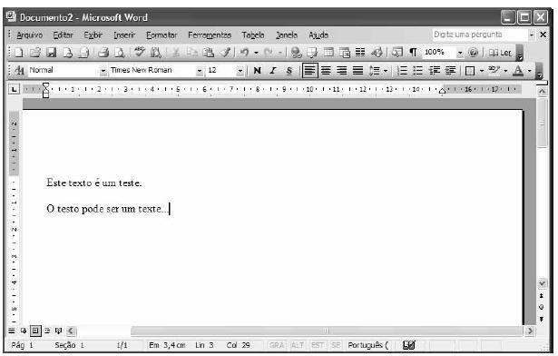 Questes de concursos e perguntas de concursos pblicos aprova considerando a figura acima que ilustra uma janela do microsoft word com um documento em elaborao assinale a opo correta ccuart Choice Image
