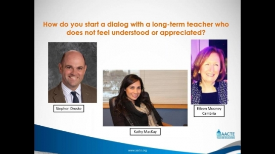 Webinar: Principals as Transformation Leaders: Changing School Cultures