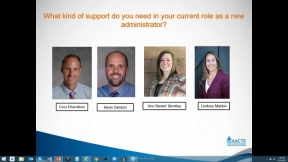 Webinar: Principals as Transformation Leaders: Support for New Leaders