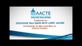 Ed Students Do More And More In  Clinical Practice