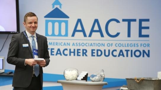 AACTE Advocates for Educator Preparation