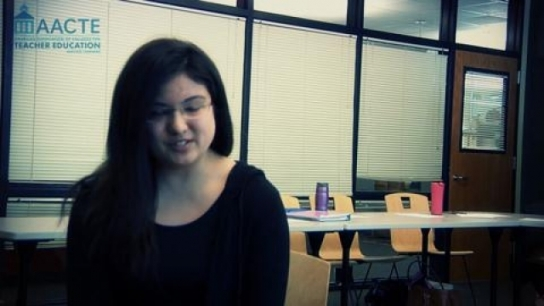 Student Voices: Why I Love Teaching! - Crystal