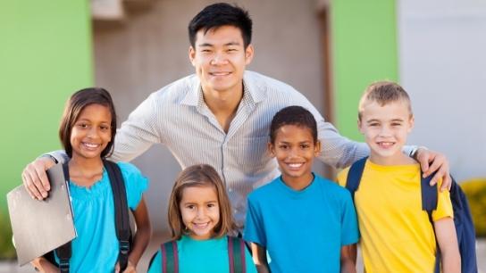 Webinar: Diversifying the Teacher Pipeline at BU, UALR, & William Paterson