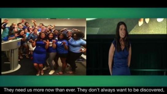 #ACPA15 Ann Marie Klotz: I Didn't Know - Real Talk About First Gen Kids
