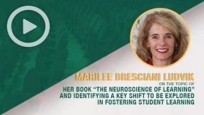 Marilee Bresciani Ludvik on the Topic of Her Book