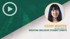 Cathy Nguyen on Creating Inclusive Student Events