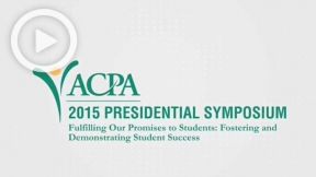 The 2015 ACPA Presidential Symposium - Full Live Stream Event