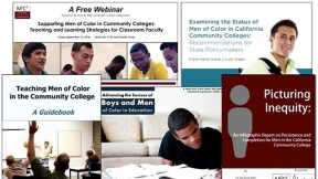 Supporting Men of Color in the Community Colleges: Teaching and Learning Strategies for Classroom Faculty