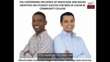 Designing Retention Programming to Address the Influence of Masculine Identities on Success for Community College Men of Color
