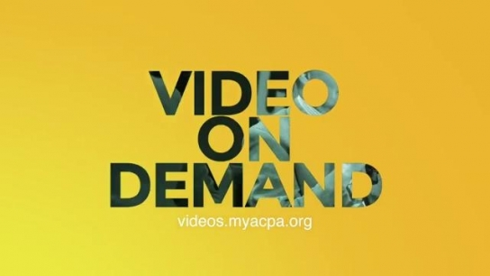 ACPA Leadership Training on ACPA Video on Demand