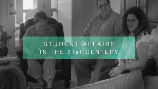 Student Affairs in the 21st Century