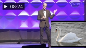ACPA Powered by Pecha Kucha: Conor McLaughlin - Being a Black Swan: One Un(der) Employment Story