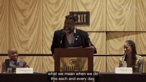 Jamie Washington's Presidential Address at ACPA18 in Houston, Texas
