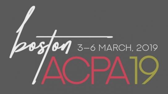#ACPA19 Program Proposal