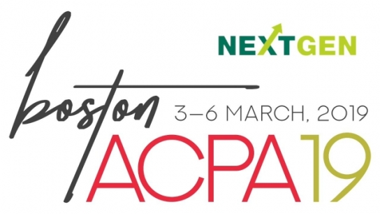 Attend NextGen at #ACPA19!
