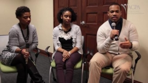 Interview with: Kimberly Turner, Aleidra Allen, Joshua Jones