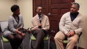 Interview with: Aleidra Allen, Joshua Jones, Stefan Bradley