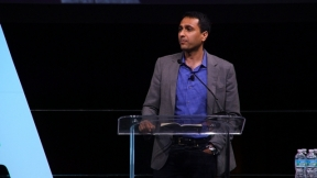 Eboo Patel at Opening Session ACPA Convention 2015 in Tampa