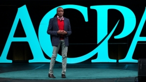 Stephen Quaye at Closing Session ACPA Convention 2015 in Tampa