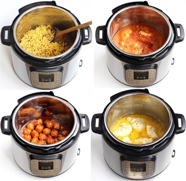 25+ Easy Instant Pot Recipes For Busy Nights!