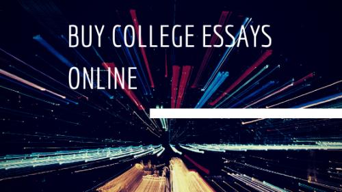 Should i buy an essay online
