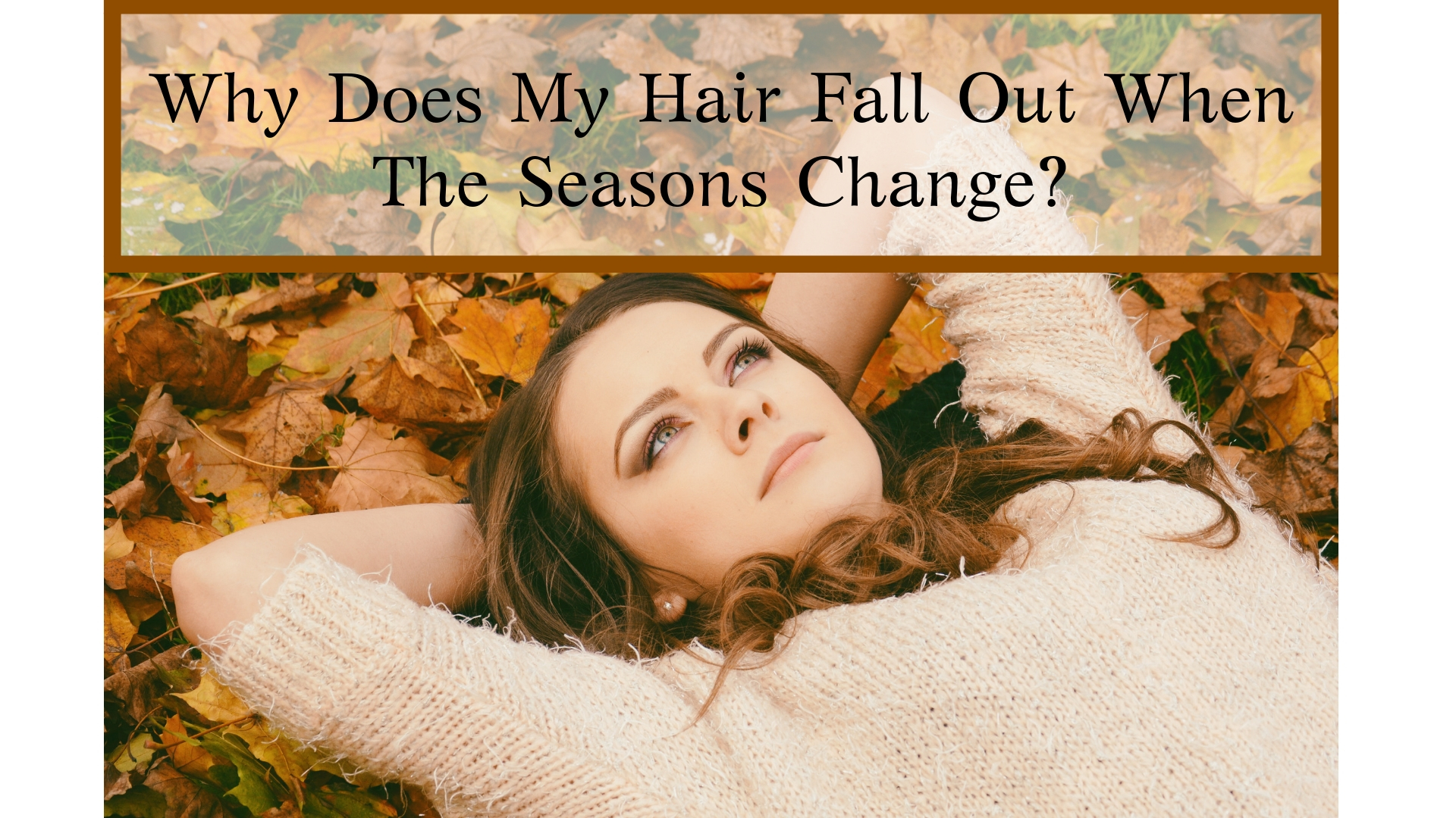 Why Does My Hair Fall Out When The Seasons Change?   Posts ...