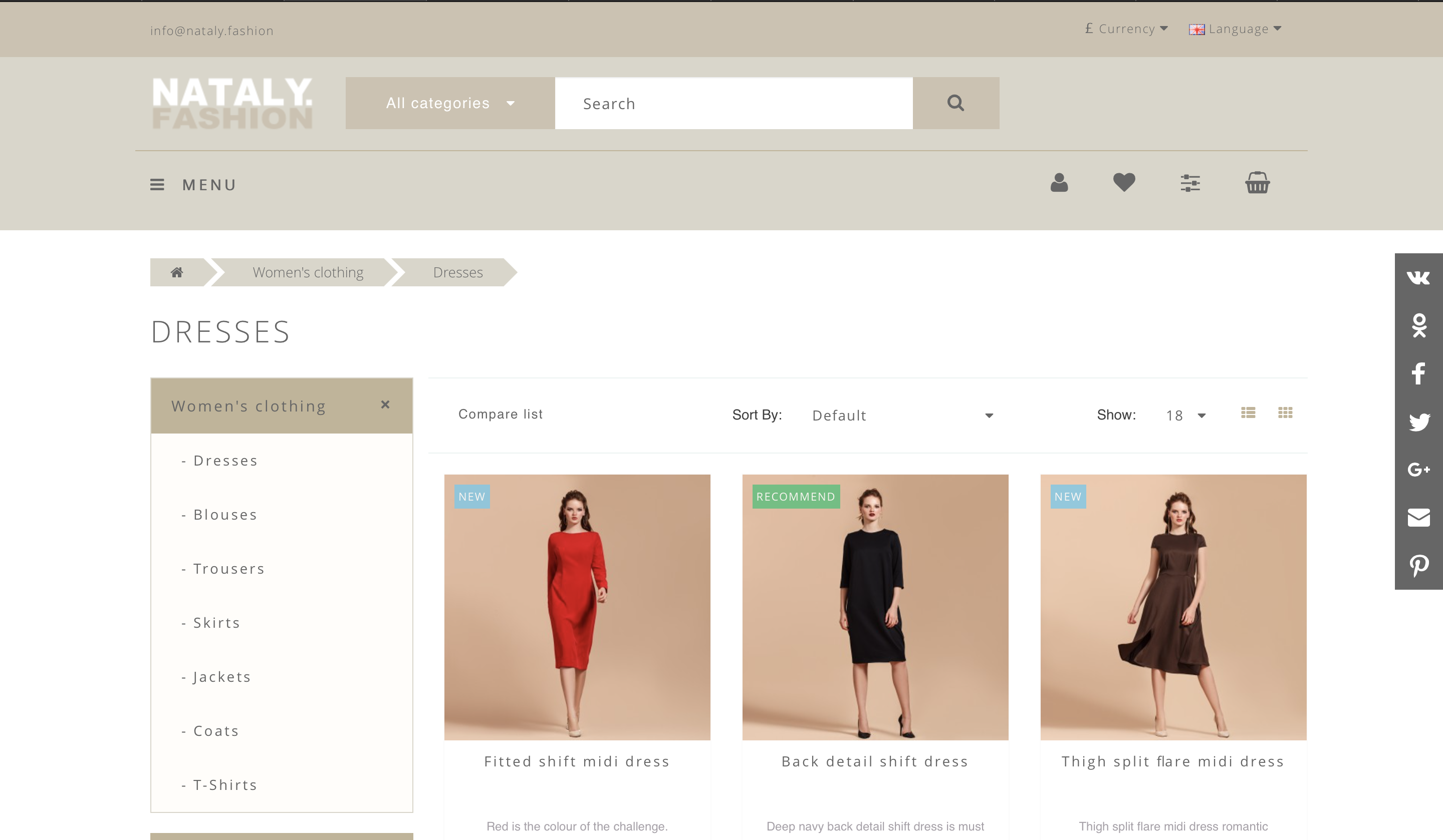 How to choose and order the right clothes online? | Posts by Mike