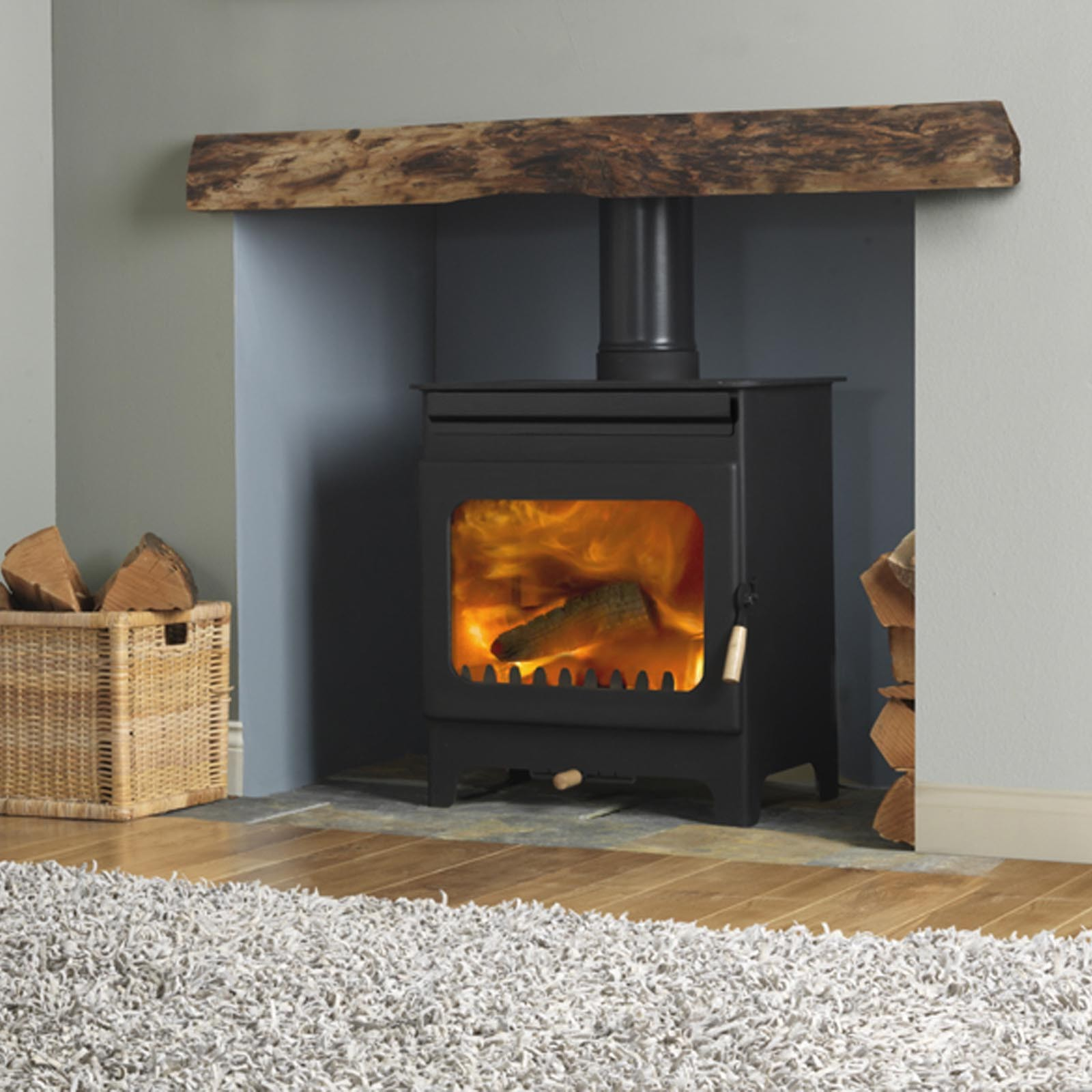 Learn About The Different Types Of Wood Burning Stoves Available