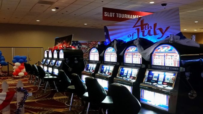 How Slot Tournaments Work
