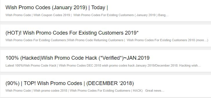 Affordable Wish Promo Codes 2019 Posts By Saurabh Banyal