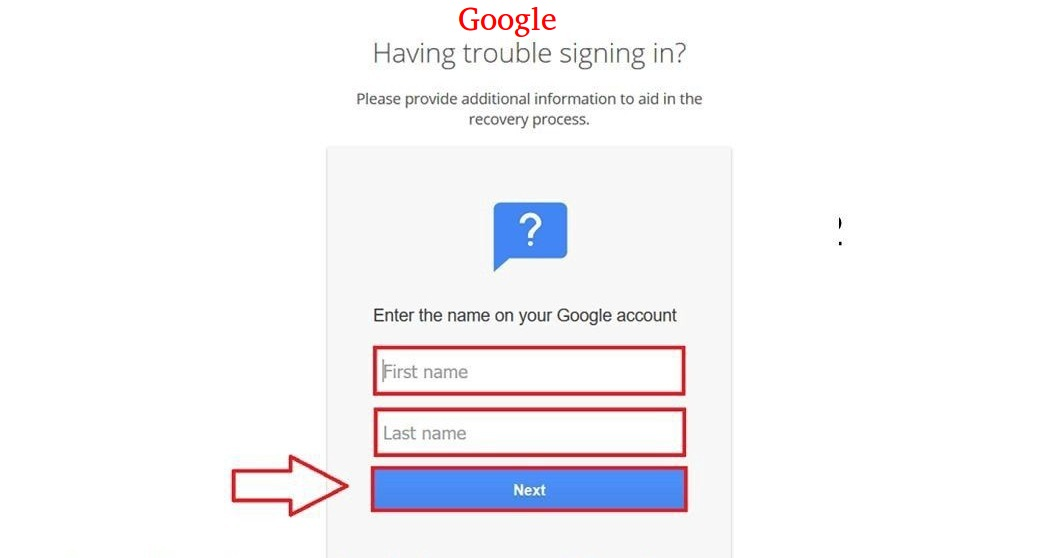 Discover Suitable Methods For Google Account Recovery