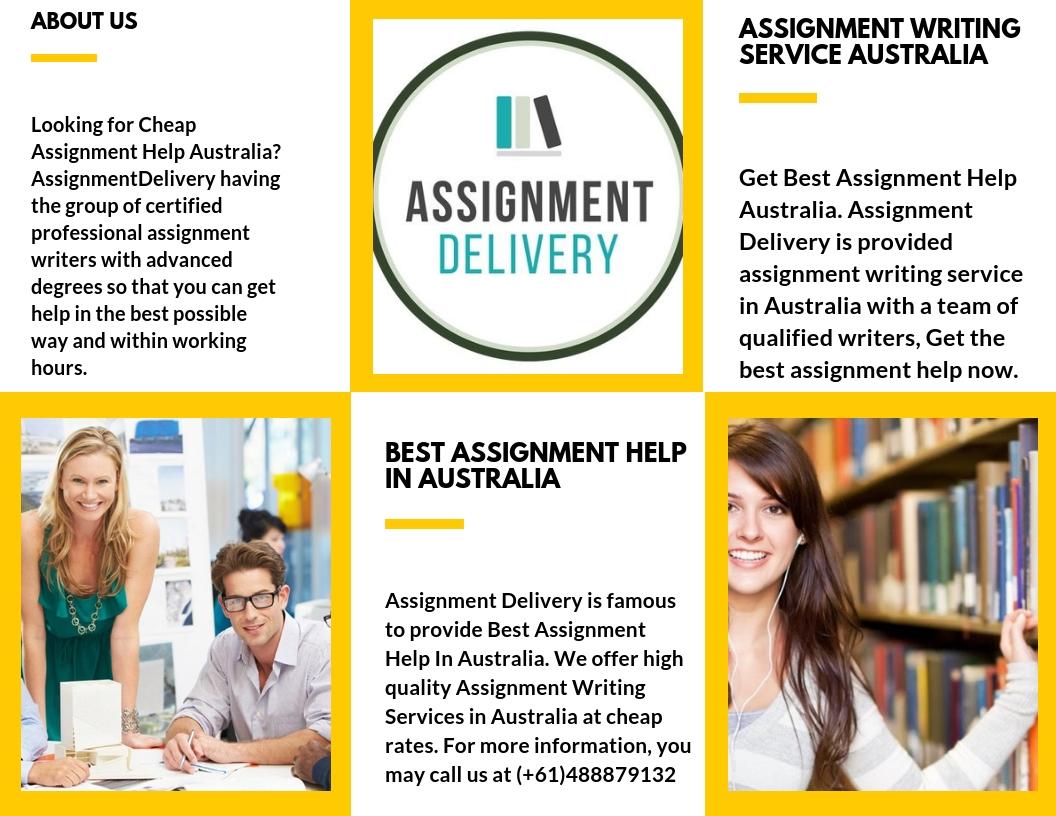 Assignment Help №1 in Australia: assignment writing service - Assignment Geek
